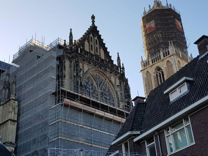 St Martin's Cathedral Utrecht
